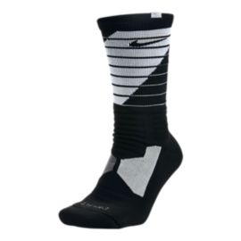 Nike Hyper Elite Power up Basketball Men's Large Crew Socks