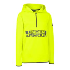 Under Armour ColdGear® Infrared Kids' ½ Zip Hoody