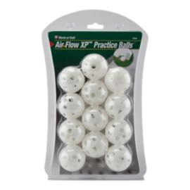 JEF Air-Flow XP Practice Balls