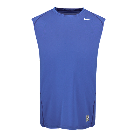 ef5e130c4927 Nike Pro Cool Fitted Men s Sleeveless Top