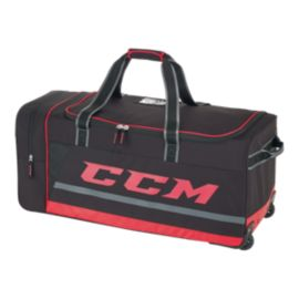 C.C.M. 260 Basic Wheel Bag - 40-Inch - Black/Red