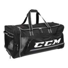CCM 270 Deluxe Wheel Bag - 36-Inch - Black