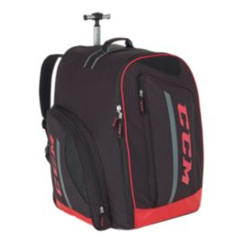 CCM 280 Wheel Backpack - 17-Inch - Black/Red