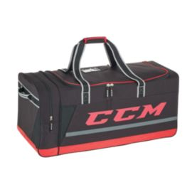 C.C.M. 250 Deluxe Carry Bag - 40-Inch - Black/Red