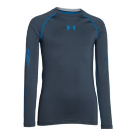 Under Armour Boys' Hockey Grippy Shirt
