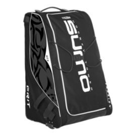 Grit GT3 Sumo Goalie Hockey Tower - Large Black
