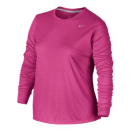 Nike Plus Miler Women's Long Sleeve Top