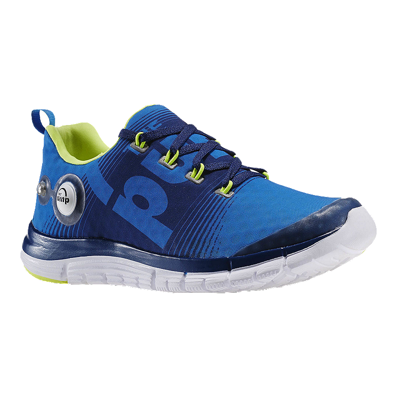 d348c16902c9 Reebok Z-Pump Fusion Grade-School Kids  Running Shoes