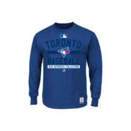 Toronto Blue Jays Authentic Collection Team Property Long Sleeve Tee