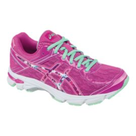 ASICS GT 1000 4 Grade-School Girls' Running Shoes