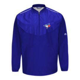 Toronto Blue Jays On Field Long Sleeve Training Jacket