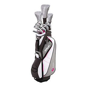 Wilson Women's Hope Platinum Golf Set