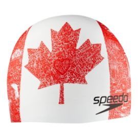 Speedo World Tour Swim Cap - Canada