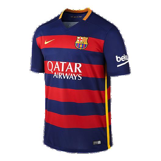 1c2ea0338 FC Barcelona Home Stadium Jersey