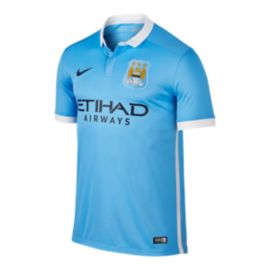 Manchester City FC Home Stadium Soccer Jersey