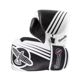 Hayabusa Ikusa Recast 16 oz. Gloves - Black/White