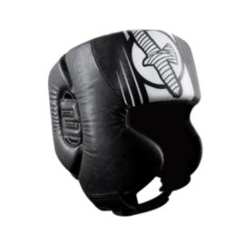 Hayabusa Ikusa Recast Headgear - Black/White
