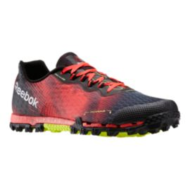 Reebok Men's All Terrain Super 2.0 Running Shoes - Red/Black