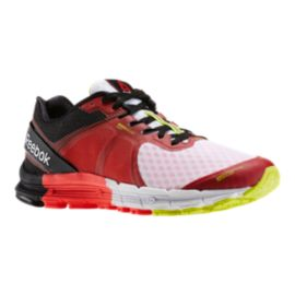 Reebok Men's One Guide 3.0 Running Shoes - Red/Black/Yellow