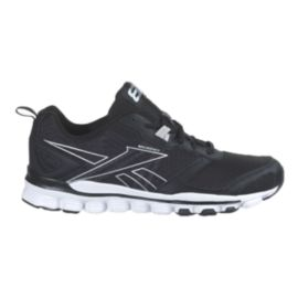 Reebok SC87 Men's Hexaffect Run Running Shoes - Black/White