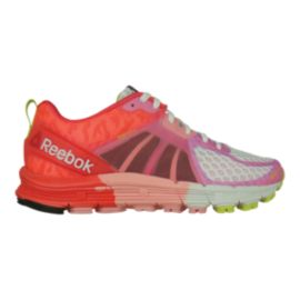 Reebok Women's One Guide 3.0 Running Shoes - Pink/Orange/White