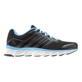 adidas Women's Falcon Elite 4 Running Shoes - Black/Blue