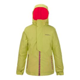 O'Neill Girls' Jewel Insulated Jacket