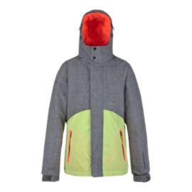 O'Neill Girls' Coral Insulated Jacket