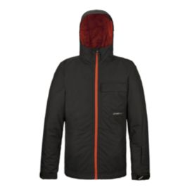 O'Neill Boys' Grid Textured Insulated Jacket