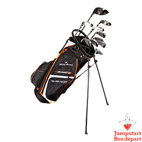 Tommy Armour Silverscot Mens' Golf Set
