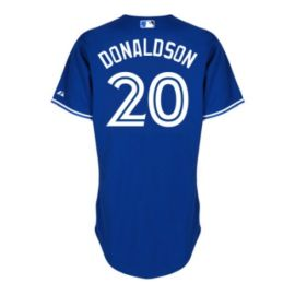 Toronto Blue Jays Josh Donaldson Authentic On-Field Alternate Jersey