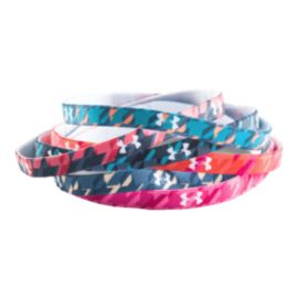 Under Armour Girl's Graphic Elastic Mini Headbands