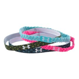 Under Armour Graphic Headband-4-Pack