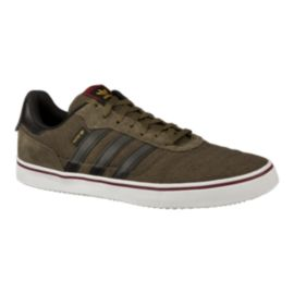 adidas Men's Copa Vulc (Hemp) Skate Shoes - Oak/Black