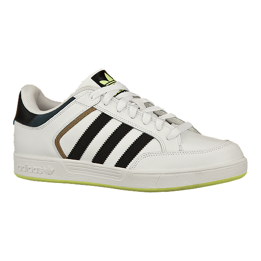 343ea5ae57ebe adidas Men s Varial Low Skate Shoes - White Black