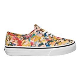Vans Authentic Disney Pre-School Girls' Skate Shoes
