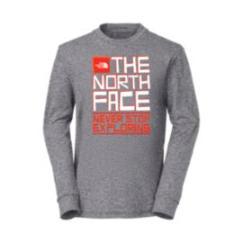 The North Face Adventure Kids' Long Sleeve T Shirt