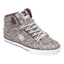 DC Women's Spartan High TX WC Skate Shoes