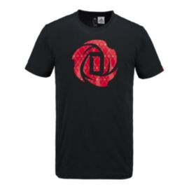 adidas Basketball Rose Logo Men's Tee