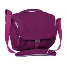 Osprey Women's Flapjill Mini 9L Shoulder Bag - Dark Magenta