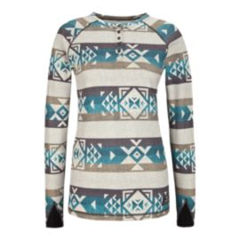 Burton Expedition Women's Wool Henley Top