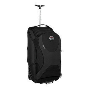 Osprey Ozone Convertible 80L Wheeled Luggage - Black