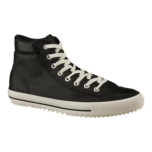 424799142aca Converse Men s Chuck Taylor Thinsulate Boots - Black White