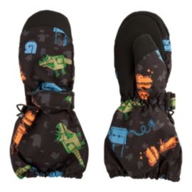Burton Minishred Heater Kids' Toddler Mitts