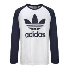 adidas Originals Trefoil Men's Long Sleeve Tee