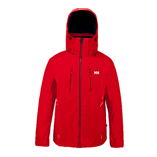 419b41c6906 Helly Hansen Alpha 2.0 Men's Jacket - ALERT RED 222