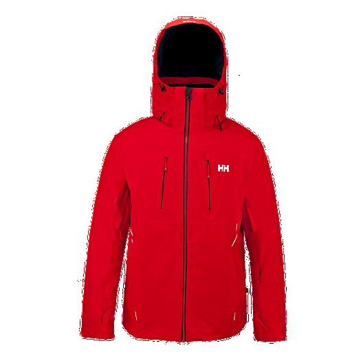 1f45fa9e55 Helly Hansen Alpha 2.0 Men's Jacket | Sport Chek