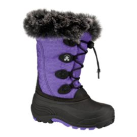 Kamik Snowgypsy Girls' Pre-School Winter Boots