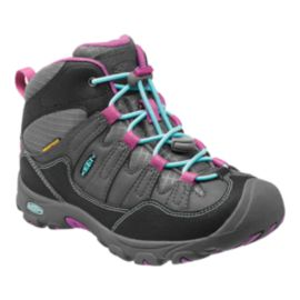 Keen Pagosa Mid WP Girls' Hiking Shoes