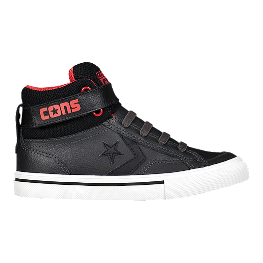 0652f0bbb97e Converse Cons Pro Blaze Hi Leather Kids  Skate Shoes